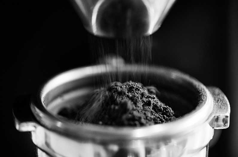 Researchers turn used coffee grounds into biodegradable plastic